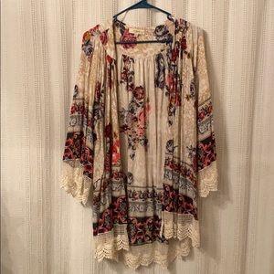 Beautiful Umgee Kimono
